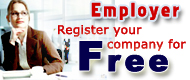 free registration for employers